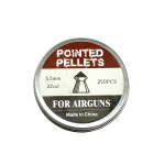 5.5mm, .22cal Pellets for Air Pistols and Rifles