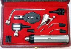 Bdeals Otoscope ENT Diagnostic Set With Beautiful Box Good Quality