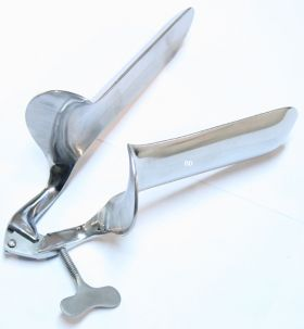Small Collin speculum Stainless Steel