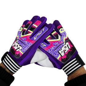 Goalkeeper Goalie Soccer Gloves  Kids Football Goal Keeper Gloves Sports Outdoor