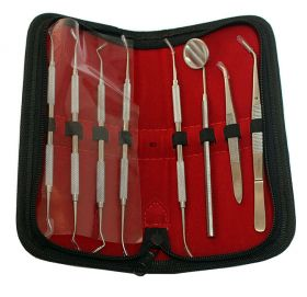 8 Pc Dental Instruments PK Thomas Plus