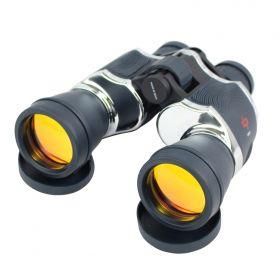 Perrini 20x60 Chrome Trim Outdoor Binoculars High Quality Optics Rubber Body