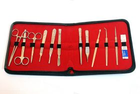 13 Pcs Dissecting Kit Surgical Medical Instruments