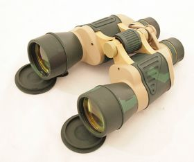 Perrini 20x50 High Resolution Outdoor Ruby Coated Wholesale Binoculars Camo