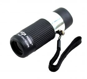 Perrini Black Color Golf Scope 50 to 200 Meters/Yards With Carrying Case