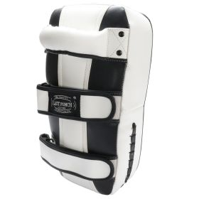 Last Punch White and Black Boxing Training Pad Kicking and Punch