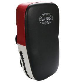Last Punch Boxing Training Kicking Punching Pad Red White & Black
