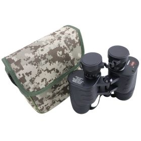 Perrini 20x40 Water Proof Black High Definition Binocular W/ Camo Carrying Case