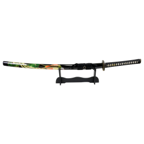 "Defender-Xtreme 41"" Samurai Katana Sword Collectible Handmade Fenghuang Handle"