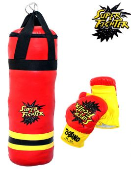 Super Fighter Children's Boxing Set 8 oz