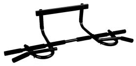 Door Gym Dual Pull Up Bar