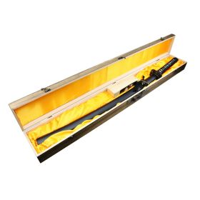 """41"""" Collectible Replica Forged Samurai Sword with Gift Wood Box"""