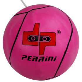 New Pink Tether Ball for Play Grounds & Picnics with Rope