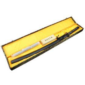 Hand made Forged Bushido's Samurai Sword Damascus Blade