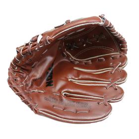 Baseball Glove Pitcher Cowhide Leather Small Catcher Top Grain Baseball Glove BN