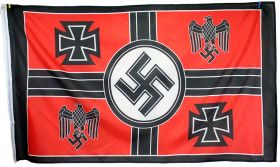 3'x5' Super Polyester German WWII Ministry Flag indoor Outdoor