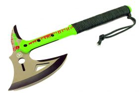 "16"" Zomb-War Tactical Axe"