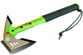 "16.5"" Zomb-War Stainless Steel Blade Tactical Axe"