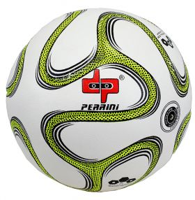 Perrini Match Brazuca Soccer Ball Training Football Green Official Size 5