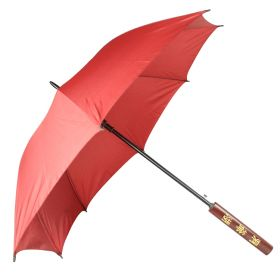 "37.5"" Red Umbrella Fantasy"