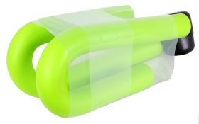 Thigh Master Leg Exerciser Fitness Workout Muscle Butt Toner (Green)