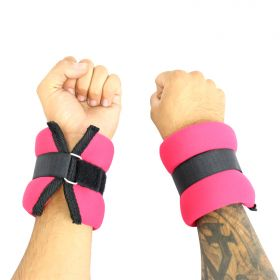2LBS Perrini Red Wrist/Ankle Weights