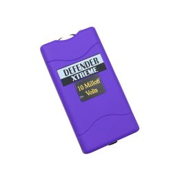 Defender-Xtreme 10 Million Volt Purple Stun Gun