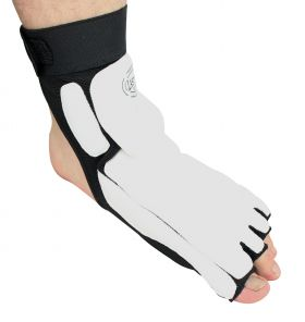 Last Punch Taekwondo Foot Ankle Support Protector Fighting Foot Guard Kick Boxing Foot Wear