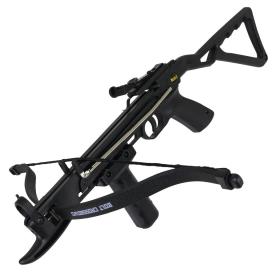 The Seeker Recurve Full Stock Pistol Grip 80 lb Hunt Crossbow