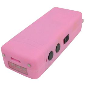 Defender Pink 5 Million Flashlight LED Stun Gun Safety Switch