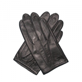 Perrini Cowhide Leather Summer Driving Classic Gloves Retro Style Top Quality
