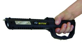 ZAP Baton 1 Million Volts Extreme Stun W/Flashlight