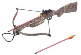 150 Lbs Hunting Crossbow Camouflage Body