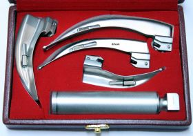EMT Laryngoscope Mac Set Anesthesia