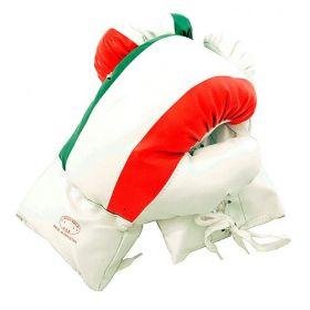 16oz Italian Flag Boxing Gloves