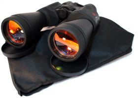 20x50x70 Perrini Black Color Powered Outdoor Ultra Compact  Binoculars w/ Zoom