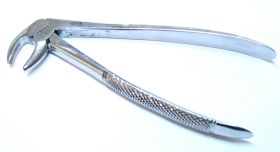 1pc Dental Instrument 13 Extracting Forceps Stainless Steel