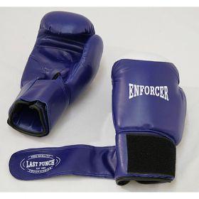 Blue16 oz Adult size Heavy Duty Pro Boxing Gloves