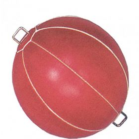 Black or Red Double End SpeedBall
