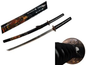 "40.5"" Black Collectible Japanese Katana Samurai Sword Ninja"