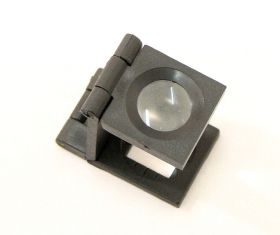 10X16 Black Mini Magnifier