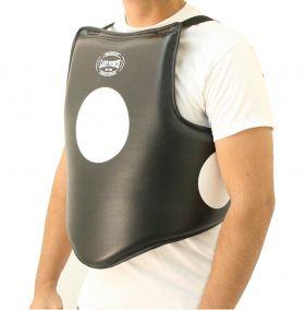 Black Color Boxing Belt Body Protector