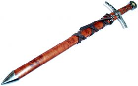 "23"" Round Table Excalibur Sword"
