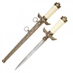 """Defender 15"""" Fantasy Collectors Dagger Stainless Steel with Sheath"""