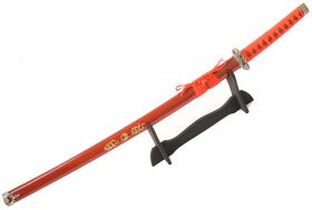 "40"" Red Ying Yang symbol  Sword"