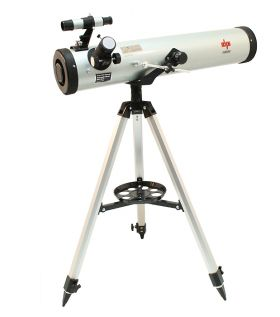 700X/76X Astronomical Reflector Telescope Tripod F70076 Series Moon Sky Scanner