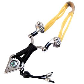 Heavy Duty Metal Savage Sling Shot Very Powerful With BB'S