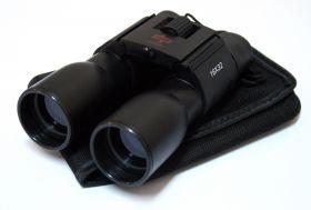 16X32 Perrini Black Plastic Powered Sharp View Super Clear Binoculars 94M/1000M