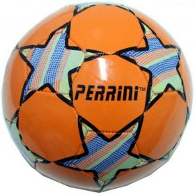 Indoor Outdoor Orange Color Soccer Ball Size 5