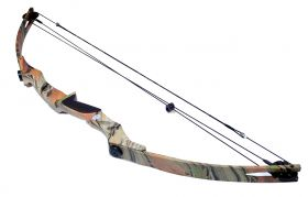 55LBS Compound Bow Camouflage